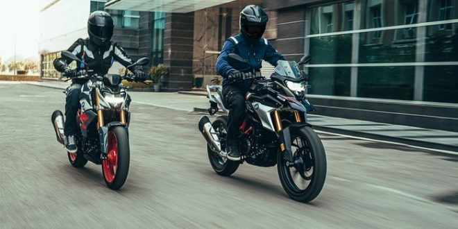 BMW launches G310R and GS
