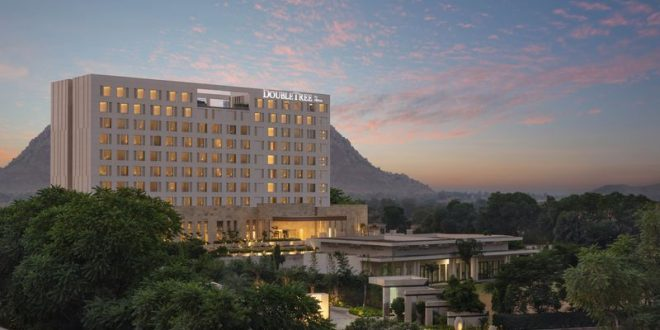 Double Tree by Hilton brand launched in the state