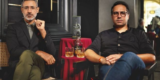 Blenders Pride launches limited edition pack