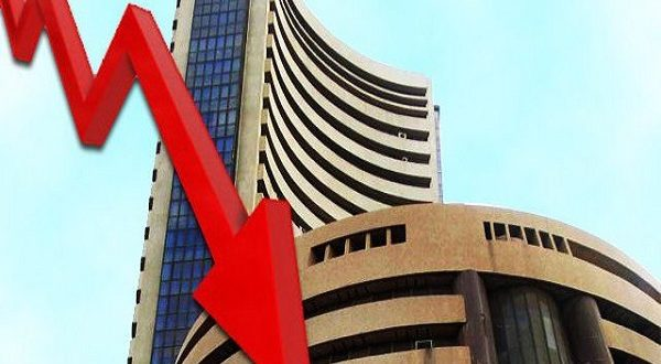 Stock market boom stops: Sensex drops 1,066 points and Nifty 290.70 points