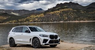 New BMW X5 M Competition Available