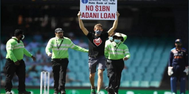 French company threatens SBI, if it gives loan to Adani ...