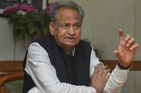 Gehlot gave instructions to ban the sale of firecrackers and fireworks