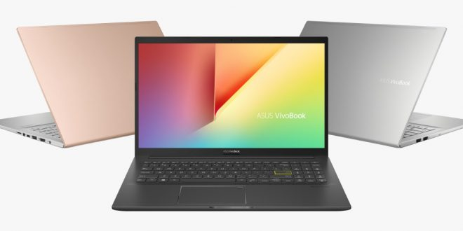 Asus launches new consumer laptop