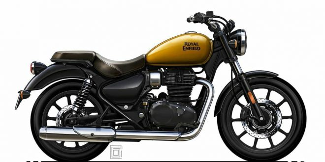 Royal Enfield's Mature 350 launched
