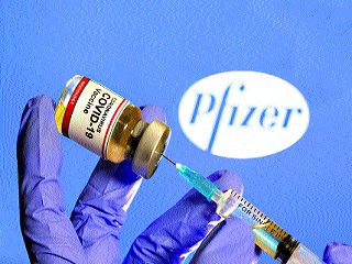 Pfizer claims, 90 percent effective