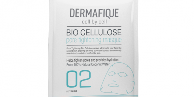 Dermafic Bio-Cellulose Face Mask Launched