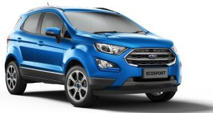 EcoSport offers sunroof in Titanium trim