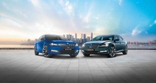 Skoda Auto India introduced Superb-Range