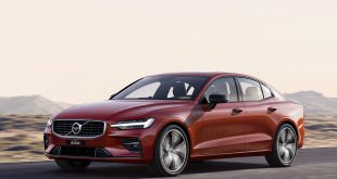 Volvo started online booking of S60
