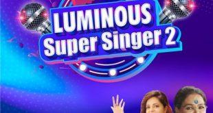 लुमिनस पॉवर टेक्नॉलॉजीज़ ने संगीत प्रतियोगिता 'सुपर सिंगर 2' का समापन