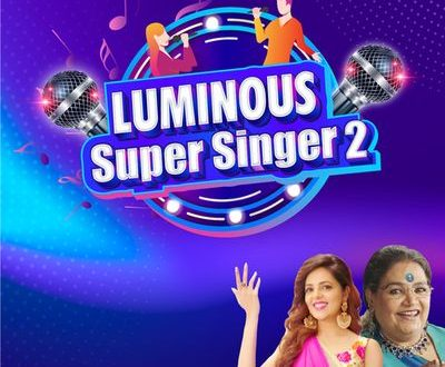 Luminous Power Technologies Concludes Music Competition 'Super Singer 2'