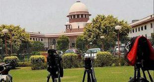 मीडिया के खिलाफ शिकायतों के लिए ट्रिब्यूनल बनाने की मांग, SC ने केंद्र से मांगा जवाब