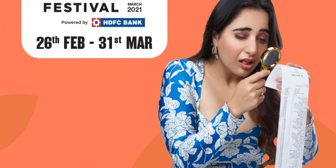 Great Indian Restaurant Festival of Dineout