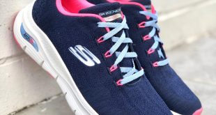 Skechers launched arch fit collection