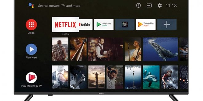 Haier expanded Android TV series