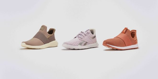 Reebok introduces a range of walking products