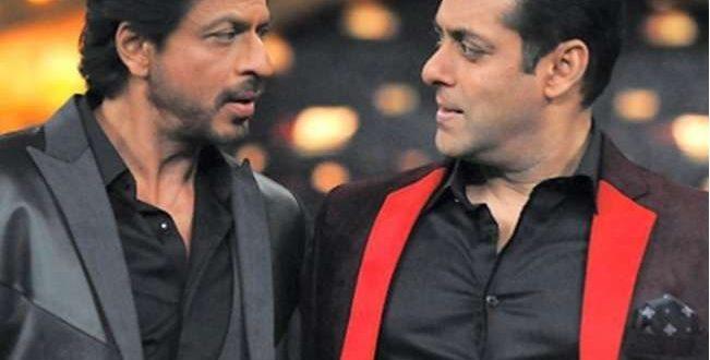 Salman-Shahrukh to fight against Burj Khalifa