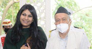 'CSR Shining Star Award' to Vedanta Nandghar