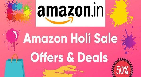Amazon launches Holi shopping store