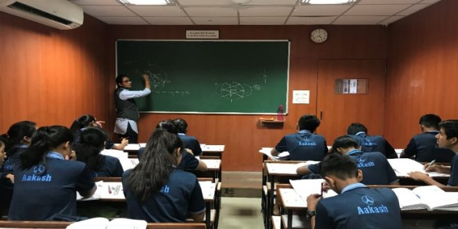 Students of Akash Institute's better results