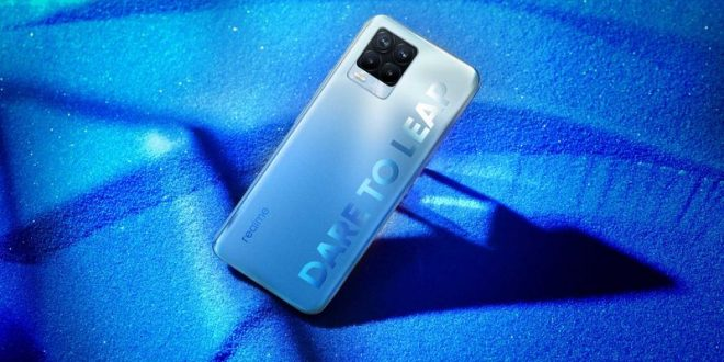 Realme 8 Series released, smart scale and bulb launch