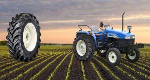 New Holland Agriculture's alliance with Yokohama