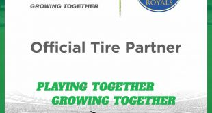 BKT Tires becomes RR's partner