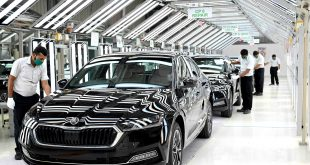 Skoda Starts Production of New Octavia